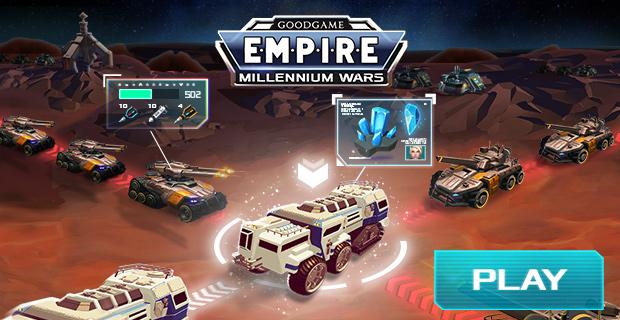 EMPIRE Millennium Wars