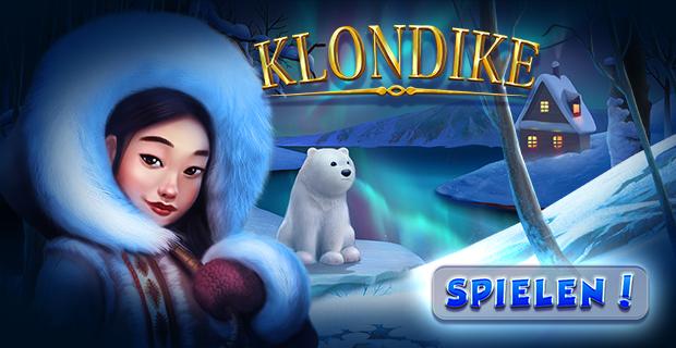 Schneepol-Missionen in Klondike!