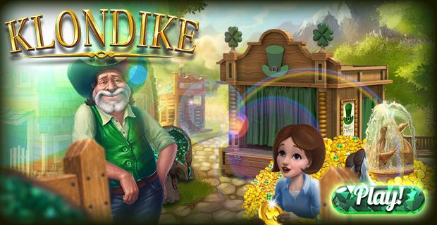 Cloverland's Adventures In Klondike!