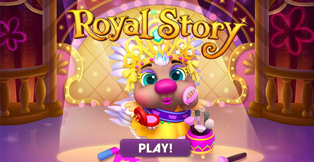 A party is going on this week in Royal Story!