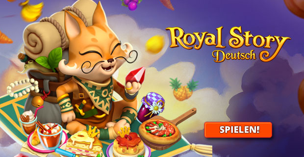 Flauschige Und Leckere Events in Royal Story!