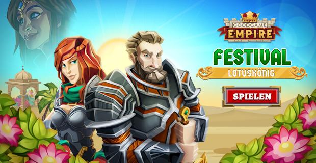 Festival Lotus König