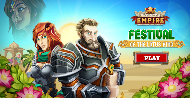 Festival of the Lotus King