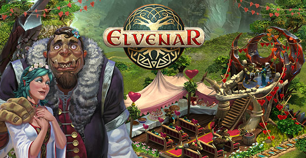 Elvenar Valentine's Event